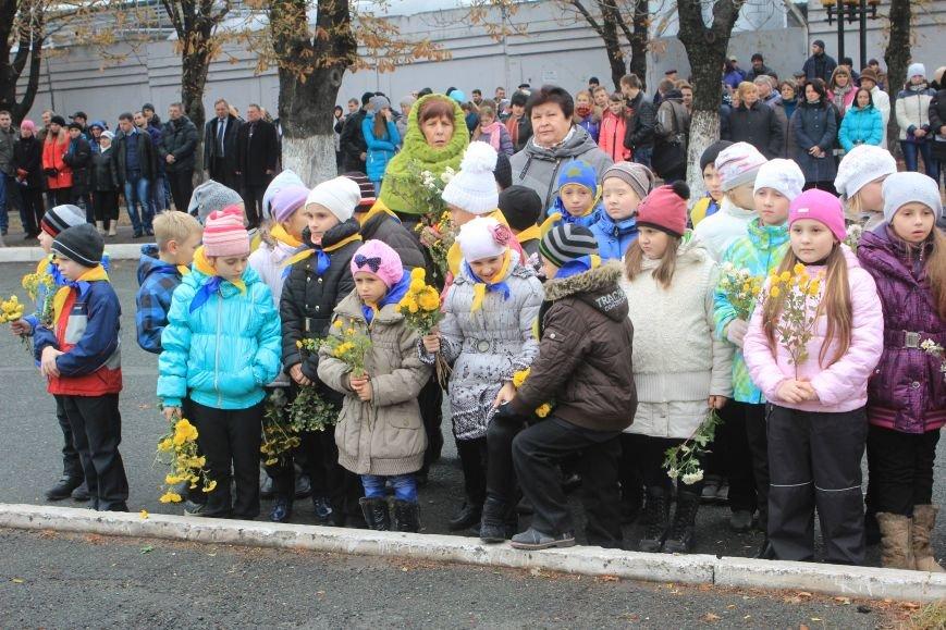 Днепродзержинск отмечает 72-ю годовщину освобождения города от немецко-фашистских захватчиков, фото-8
