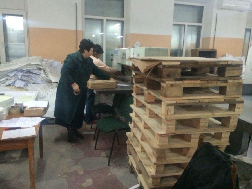 В Мариуполе испортили 12 тыс. избирательных бюллетеней, будут перепечатывать (ДОПОЛНЯЕТСЯ+ВИДЕО) (фото) - фото 1