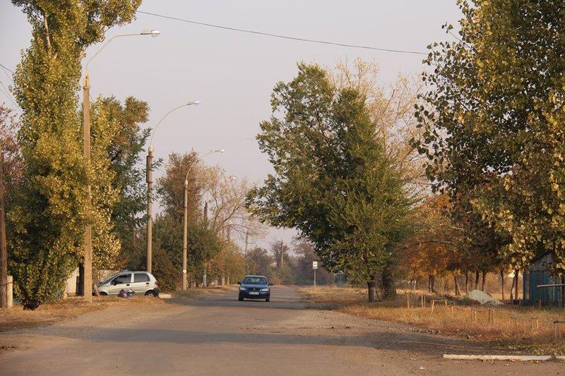 На центральную улицу Суходольска через 20 лет вернулся свет, фото-1