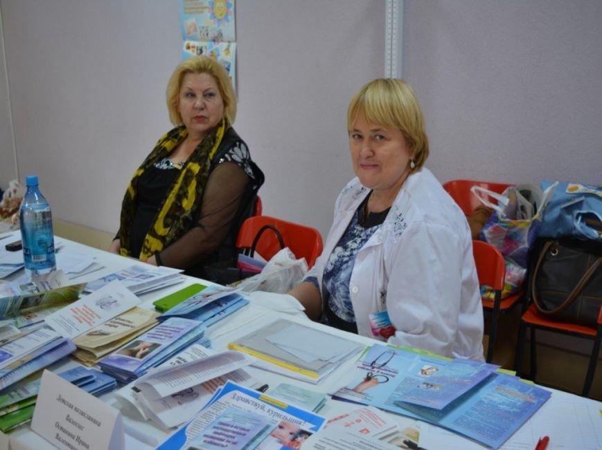 Фоторепортаж: В Новополоцке открылась «Ярмарка здоровья», фото-3