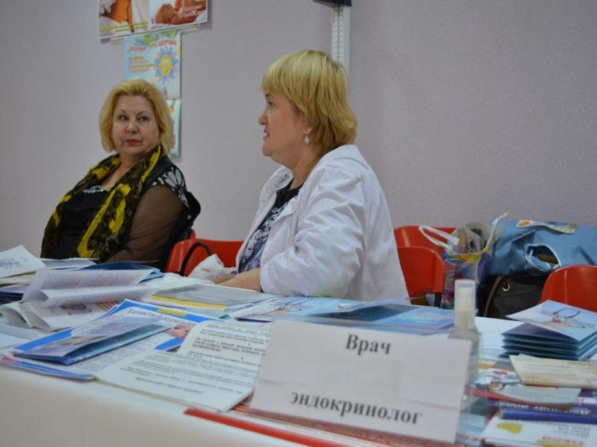 Фоторепортаж: В Новополоцке открылась «Ярмарка здоровья», фото-10