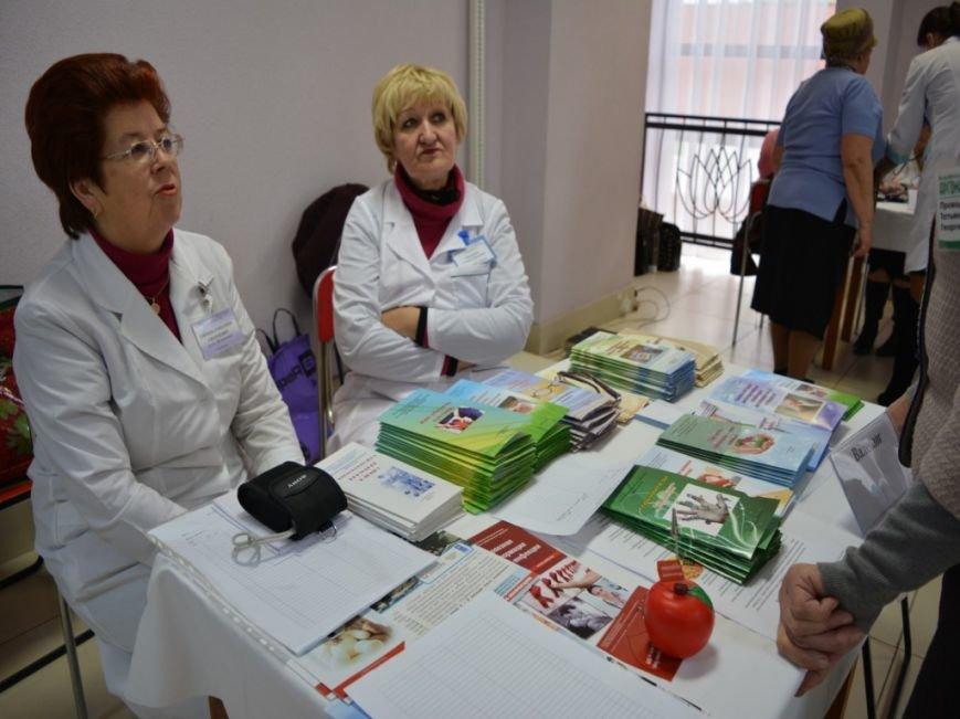 Фоторепортаж: В Новополоцке открылась «Ярмарка здоровья», фото-8