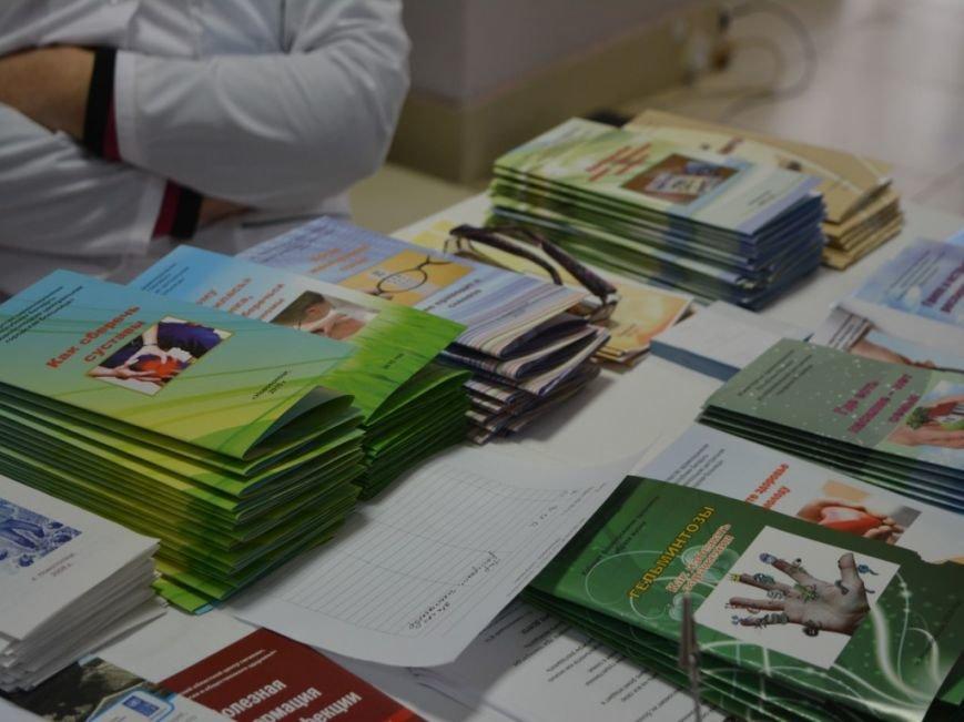 Фоторепортаж: В Новополоцке открылась «Ярмарка здоровья», фото-9