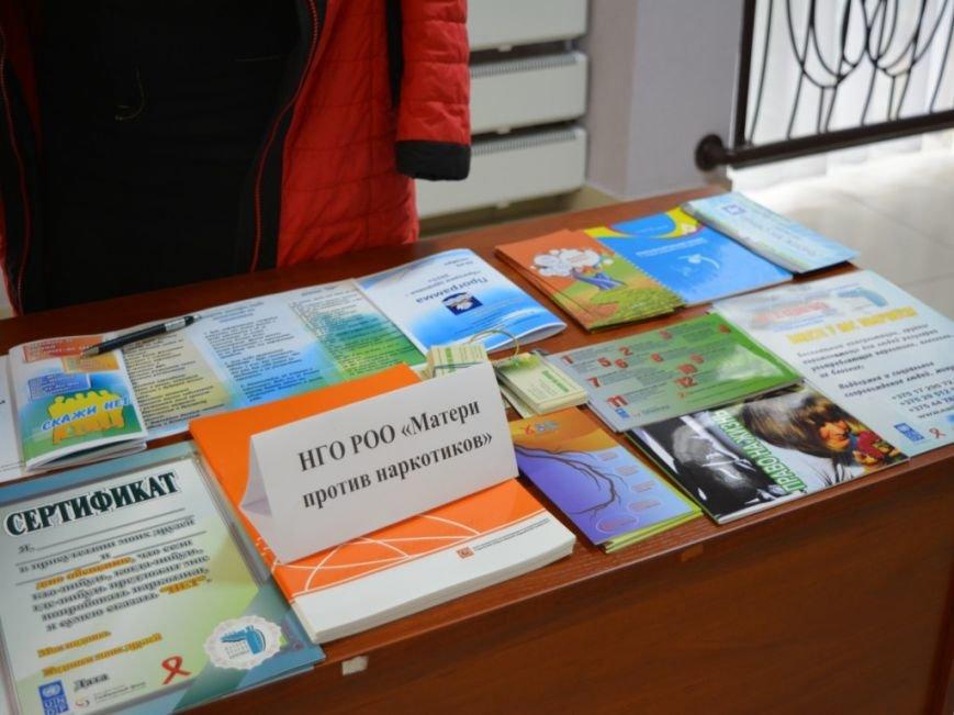 Фоторепортаж: В Новополоцке открылась «Ярмарка здоровья», фото-22