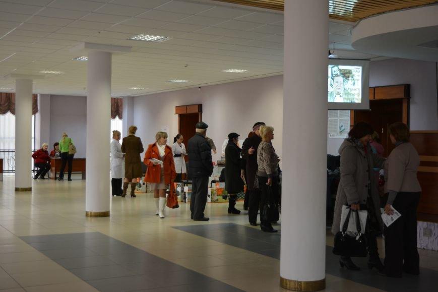 Фоторепортаж: В Новополоцке открылась «Ярмарка здоровья», фото-30