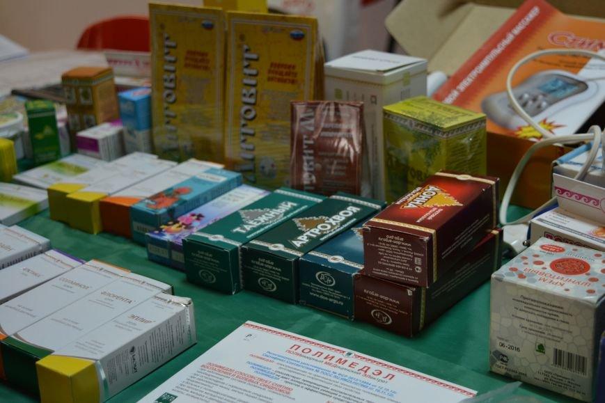 Фоторепортаж: В Новополоцке открылась «Ярмарка здоровья», фото-26