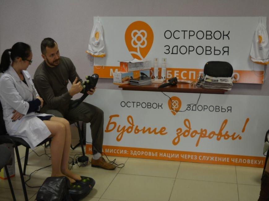 Фоторепортаж: В Новополоцке открылась «Ярмарка здоровья», фото-15
