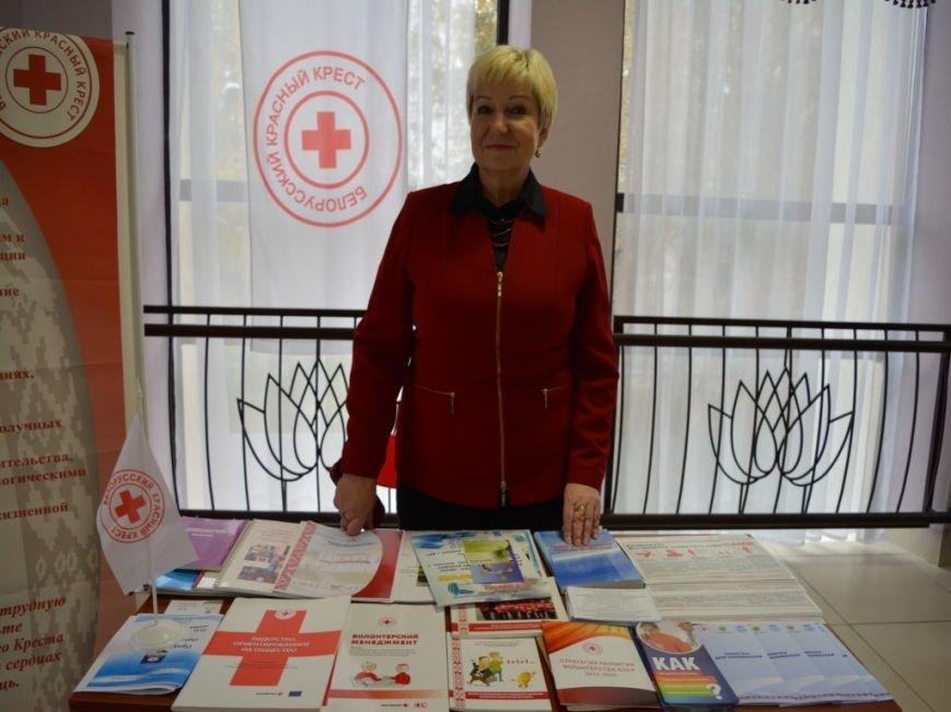Фоторепортаж: В Новополоцке открылась «Ярмарка здоровья», фото-21