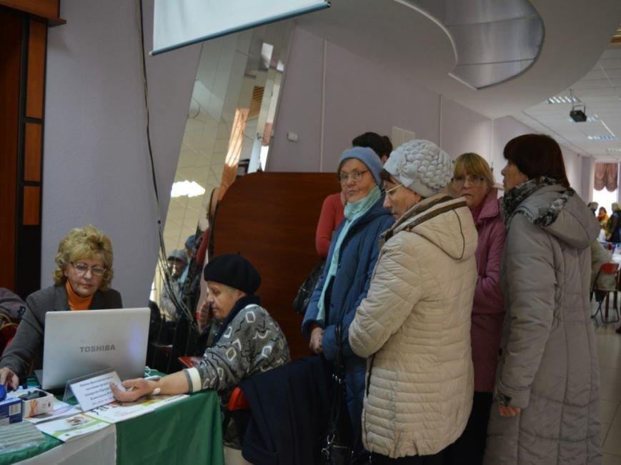 Фоторепортаж: В Новополоцке открылась «Ярмарка здоровья», фото-24