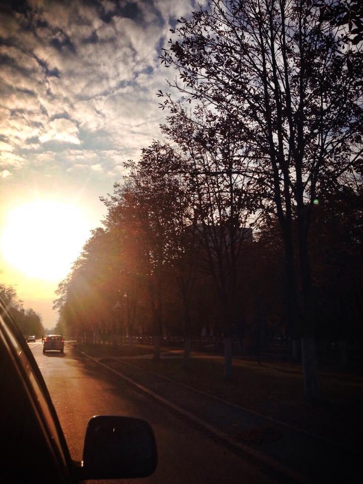 Осенний Гомель глазами популярного рэпера Баста и известного актера Сергея Безрукова, фото-7