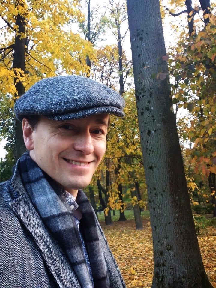 Осенний Гомель глазами популярного рэпера Баста и известного актера Сергея Безрукова, фото-8