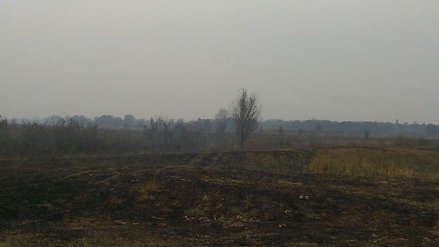 На Полтавщині тліє і горить понад 100 гектарів торфу: у смогу Хорол, Глобино і Лубни (ФОТО, ВІДЕО ) (фото) - фото 4