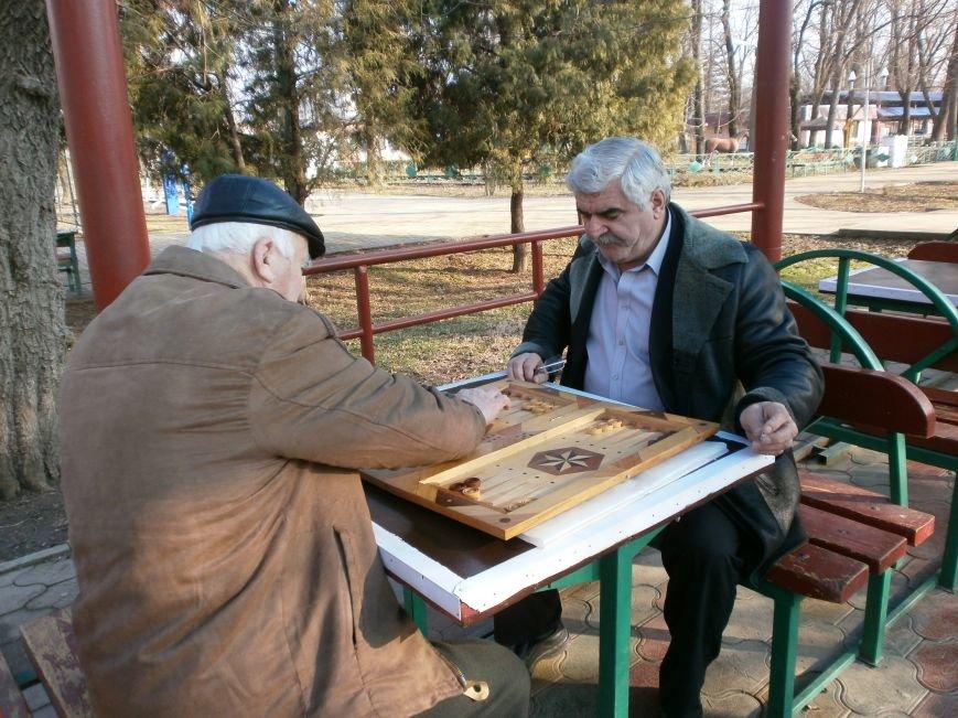 Пожилые люди.Где найти места для общения, интересных занятий,кроме городского парка? (фото) - фото 1