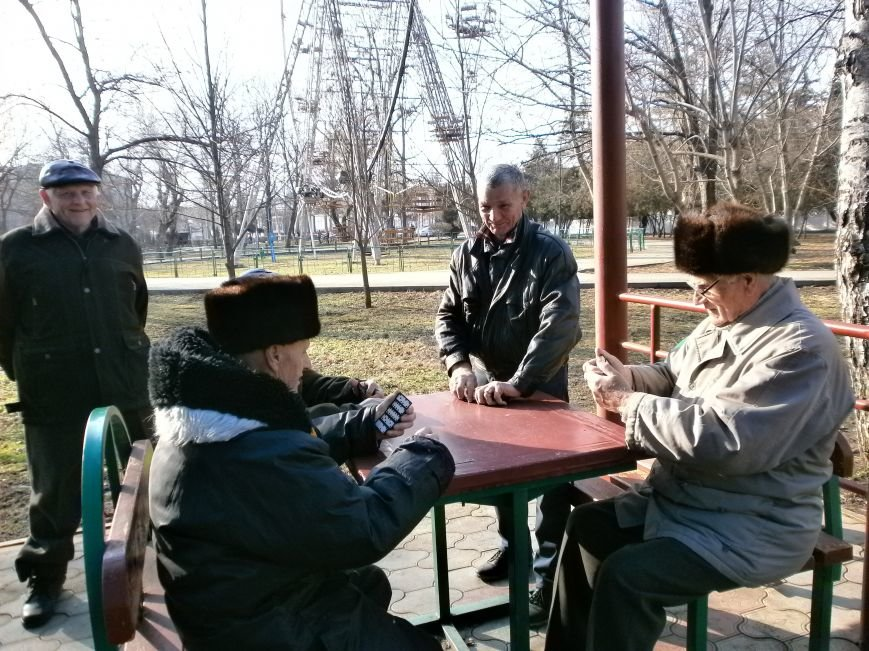 Пожилые люди.Где найти места для общения, интересных занятий,кроме городского парка? (фото) - фото 2