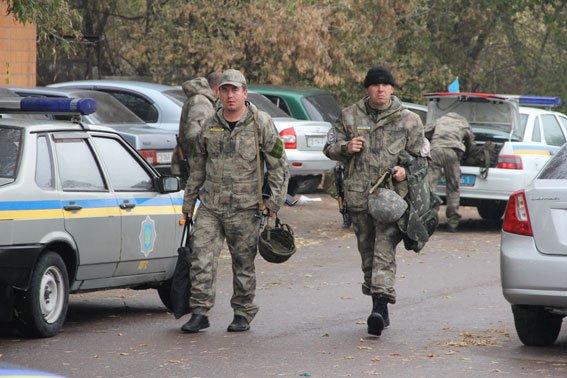Черниговские ГАИшники вернулись из зоны АТО (фото) - фото 1
