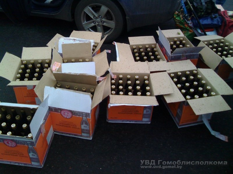 Почти 100 литров контрафактного коньяка изъято из оборота в Добрушском районе Гомельской области (Фото), фото-5