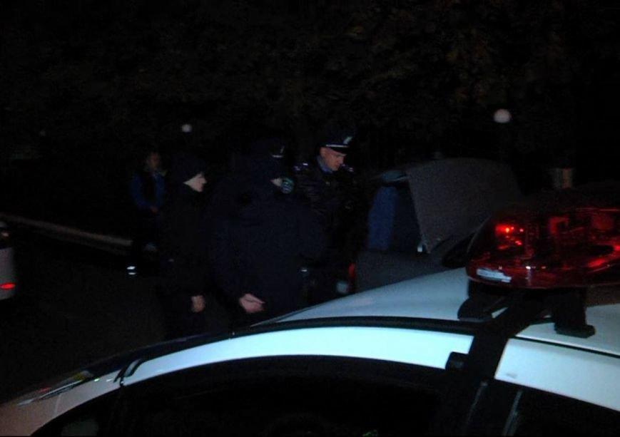 В Одессе полиция заблокировала облуправление ГАИ (ФОТО) (фото) - фото 1