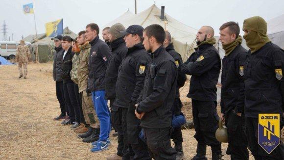 Александрийский «Азов» блокирует Крым (фото) - фото 1