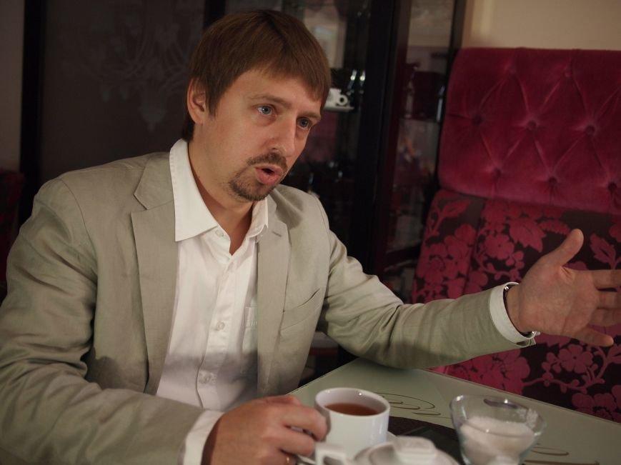 В гостях проекта «Лица» - Максим Бородин, человек-магнит, притягивающий к себе талантливых и честных людей (фото) - фото 3