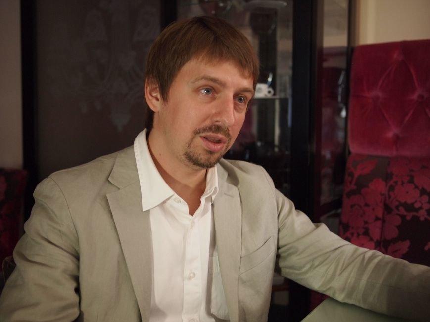 В гостях проекта «Лица» - Максим Бородин, человек-магнит, притягивающий к себе талантливых и честных людей (фото) - фото 2