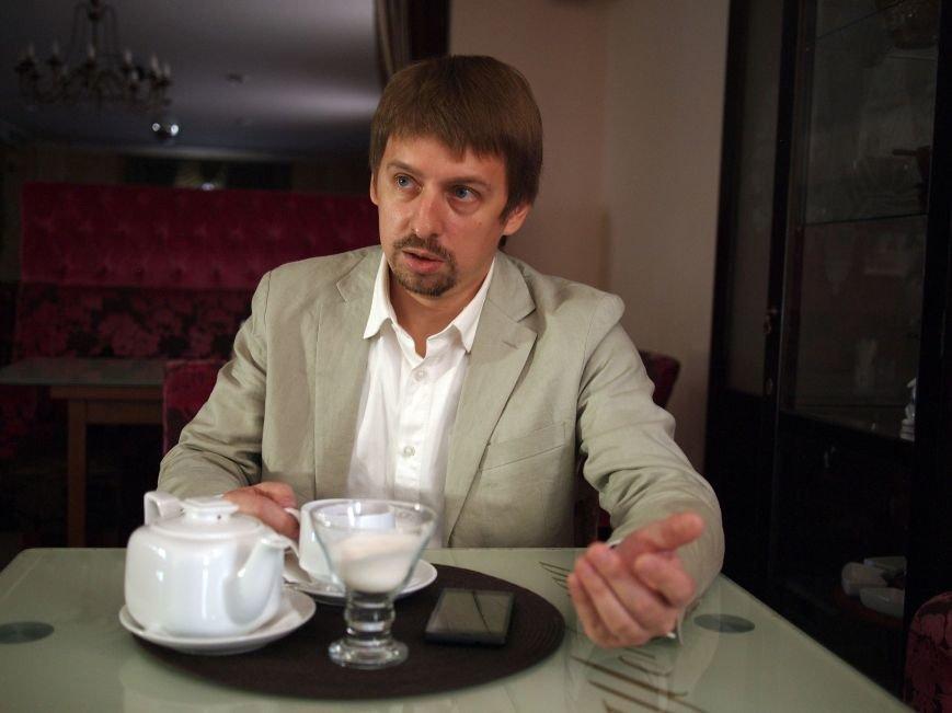 В гостях проекта «Лица» - Максим Бородин, человек-магнит, притягивающий к себе талантливых и честных людей (фото) - фото 4