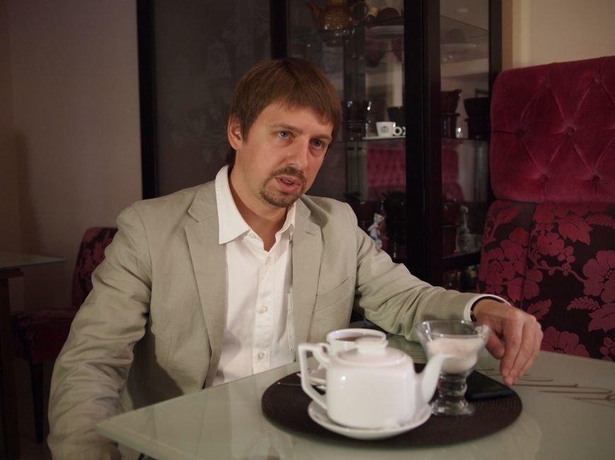 В гостях проекта «Лица» - Максим Бородин, человек-магнит, притягивающий к себе талантливых и честных людей (фото) - фото 9