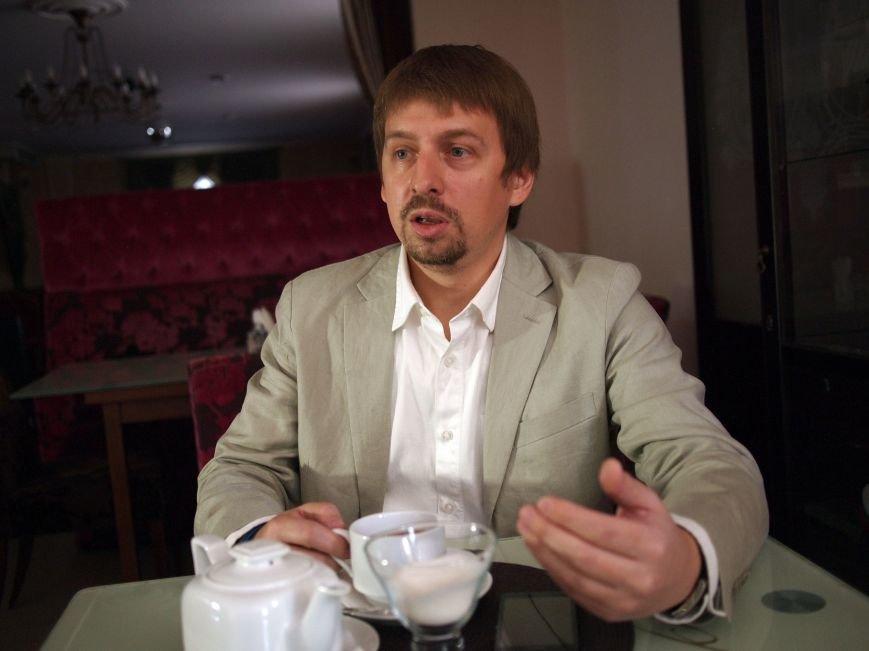 В гостях проекта «Лица» - Максим Бородин, человек-магнит, притягивающий к себе талантливых и честных людей (фото) - фото 5