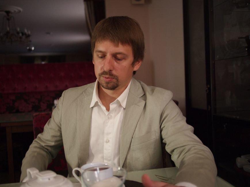 В гостях проекта «Лица» - Максим Бородин, человек-магнит, притягивающий к себе талантливых и честных людей (фото) - фото 12