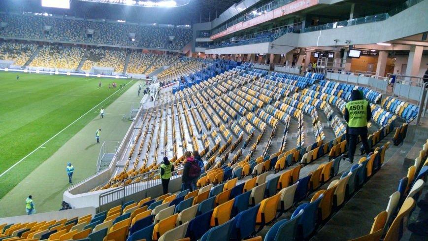 Україна-Румунія: як львів'яни вболівали за національну жіночу збірну з футболу (ФОТО) (фото) - фото 1