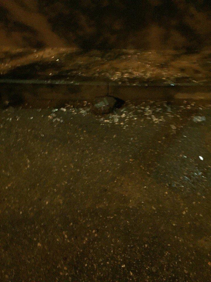 На Холодной горе разгромили бар: в МВД утверждают, что силовики ни при чем (ФОТО) (фото) - фото 1