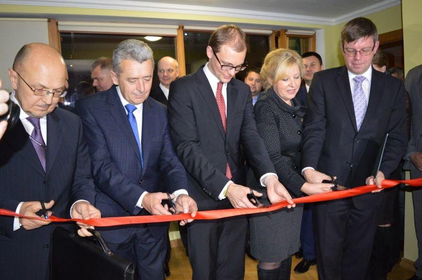 Почесне консульство Литовської Республіки відкрили в Івано-Франківську (ФОТО), фото-3