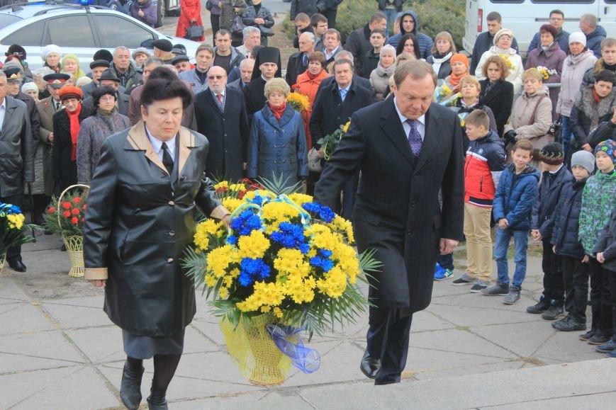 В Днепродзержинске почтили подвиг освободителей города от немецко-фашистских захватчиков, фото-5
