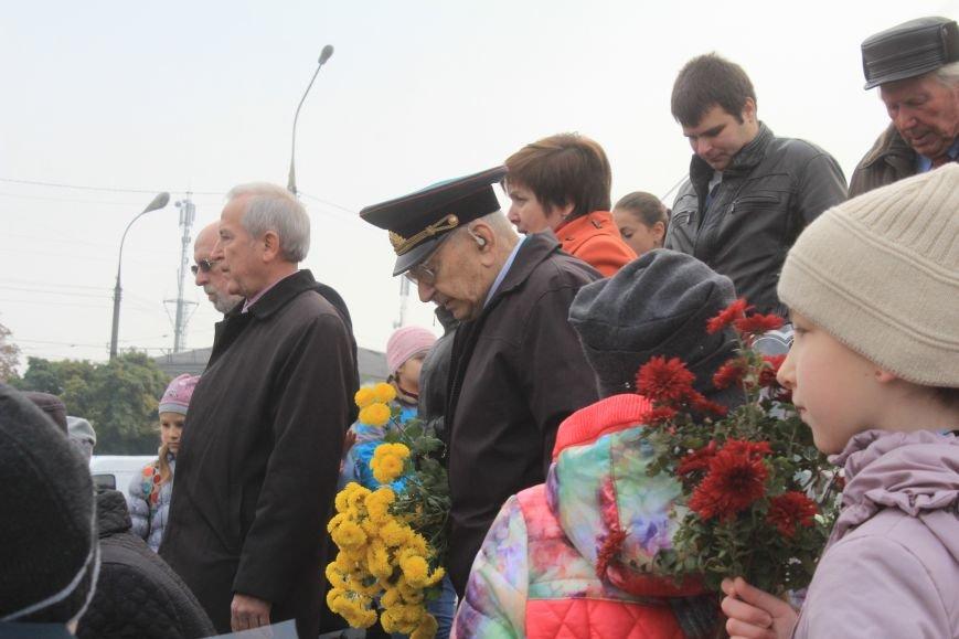 В Днепродзержинске почтили подвиг освободителей города от немецко-фашистских захватчиков, фото-12