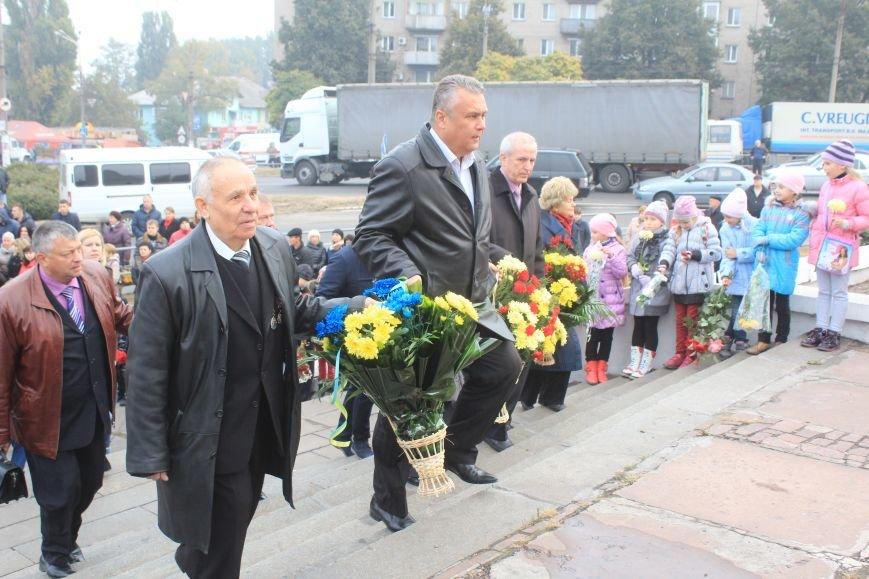 В Днепродзержинске почтили подвиг освободителей города от немецко-фашистских захватчиков, фото-7