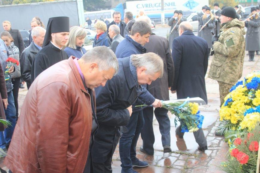 В Днепродзержинске почтили подвиг освободителей города от немецко-фашистских захватчиков, фото-9