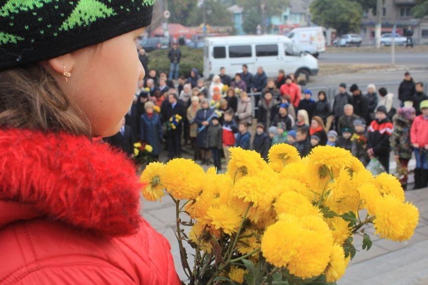 В Днепродзержинске почтили подвиг освободителей города от немецко-фашистских захватчиков, фото-4