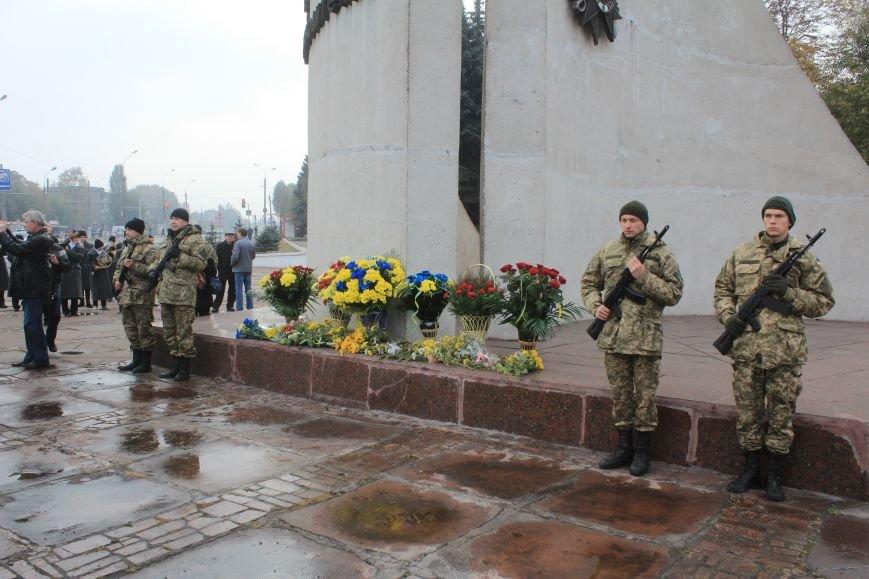 В Днепродзержинске почтили подвиг освободителей города от немецко-фашистских захватчиков, фото-11