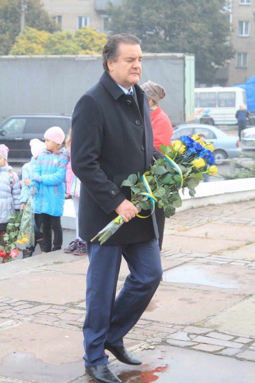В Днепродзержинске почтили подвиг освободителей города от немецко-фашистских захватчиков, фото-6