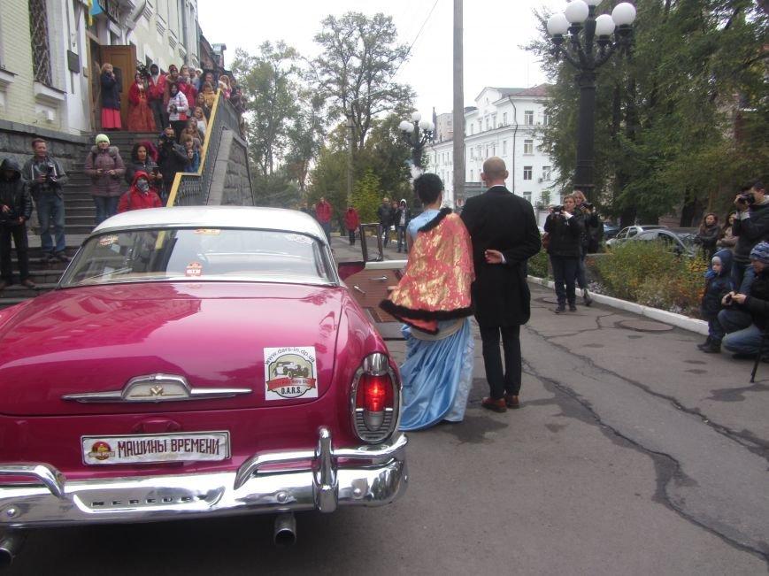 В Днепропетровске стартовала Неделя музейной моды (ФОТО), фото-2