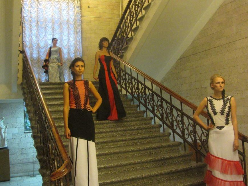 В Днепропетровске стартовала Неделя музейной моды (ФОТО), фото-9