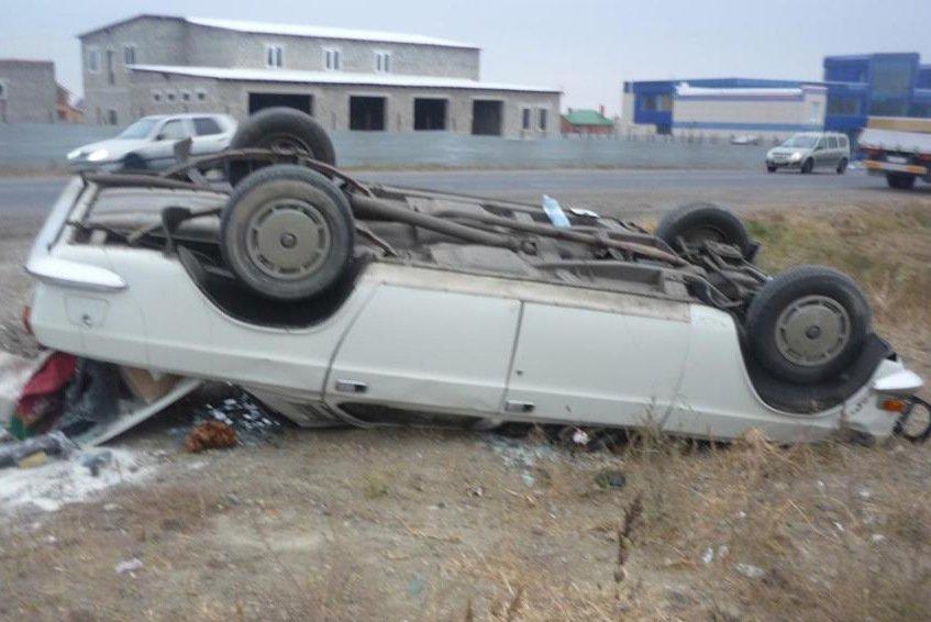В Белгородской области пьяная автоледи без прав устроила ДТП (фото) - фото 1