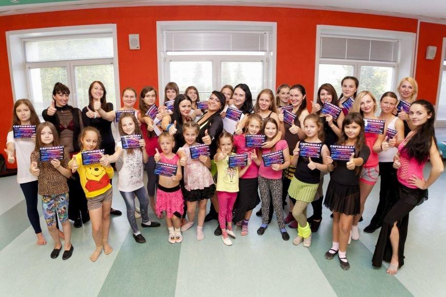 В Новополоцке впервые состоялось детское международное танцевальное гала-шоу (фото) - фото 1