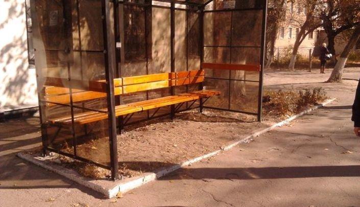 У Полтаві заасфальтували клумбу (ФОТО) (фото) - фото 1