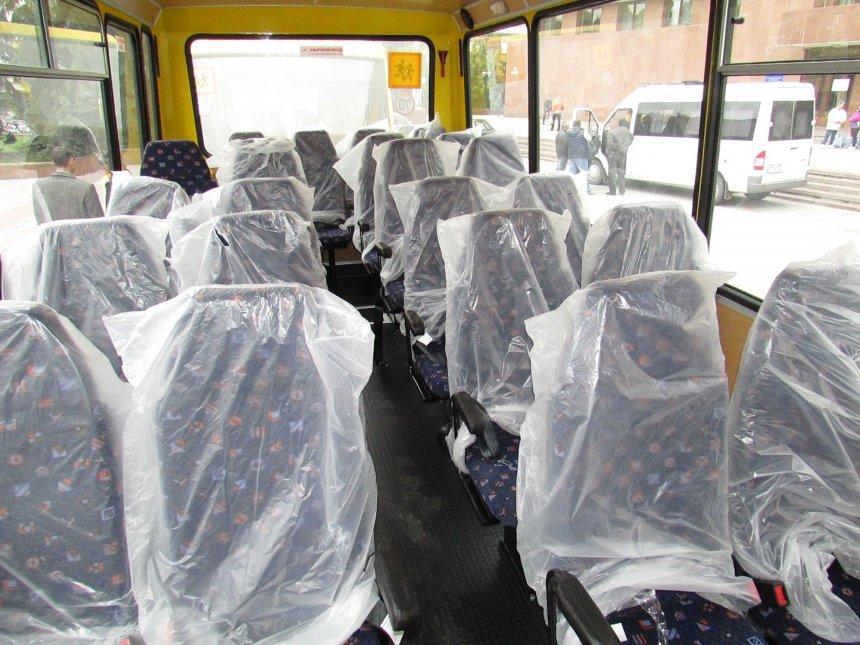 У Верховинський і Коломийський райони поїхали два нових автобуси для перевезення школярів, фото-8