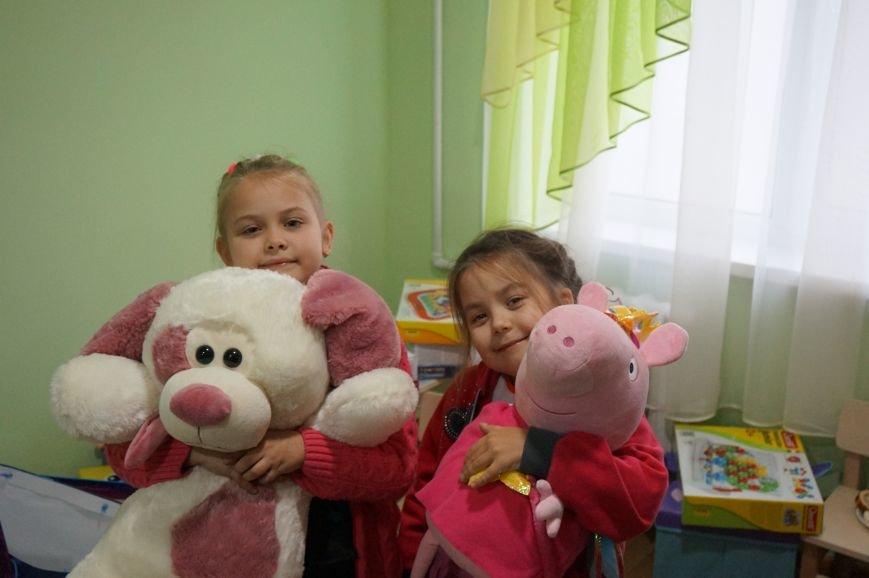 Благодаря помощи криворожского предпринимателя Олега Ляденко в двух ОСМД появилась детская игровая и крепкое крыльцо (ФОТО) (фото) - фото 11