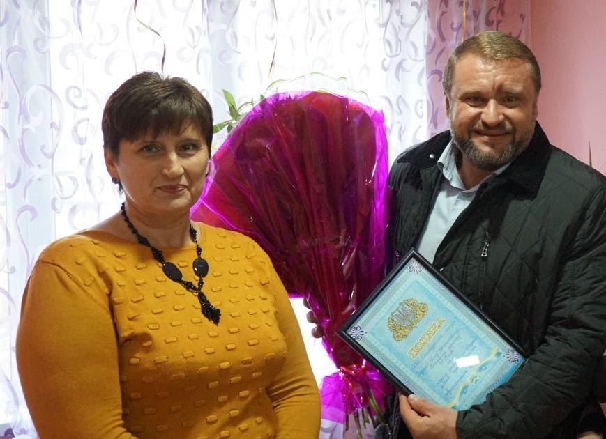 Благодаря помощи криворожского предпринимателя Олега Ляденко в двух ОСМД появилась детская игровая и крепкое крыльцо (ФОТО) (фото) - фото 8