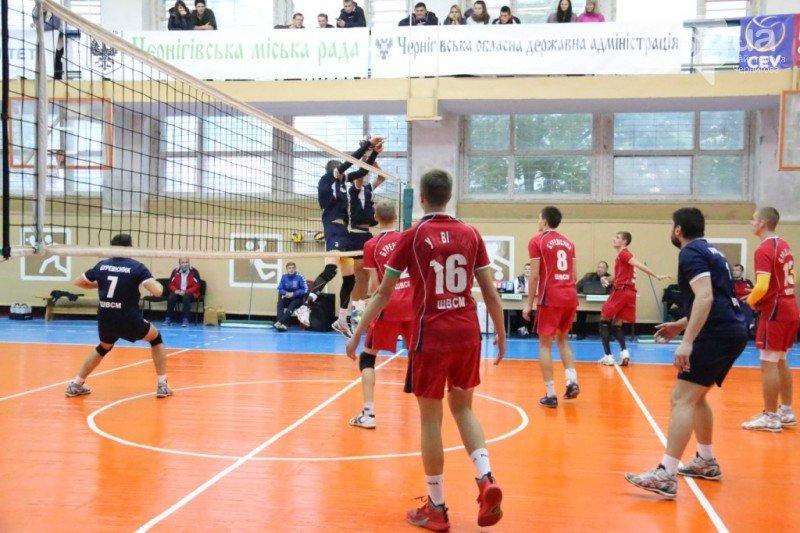 В Чернигове стартовал розыгрыш Кубка Украины по волейболу, фото-3