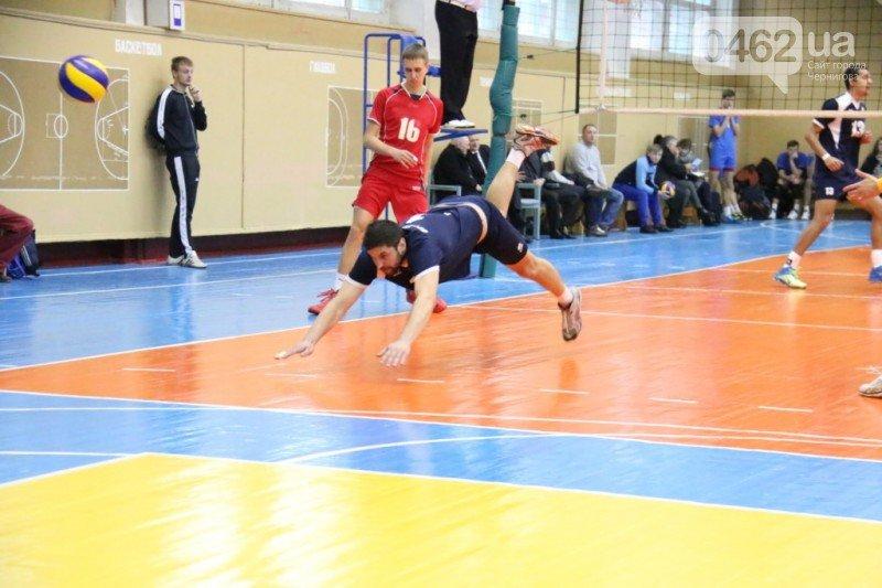 В Чернигове стартовал розыгрыш Кубка Украины по волейболу, фото-5