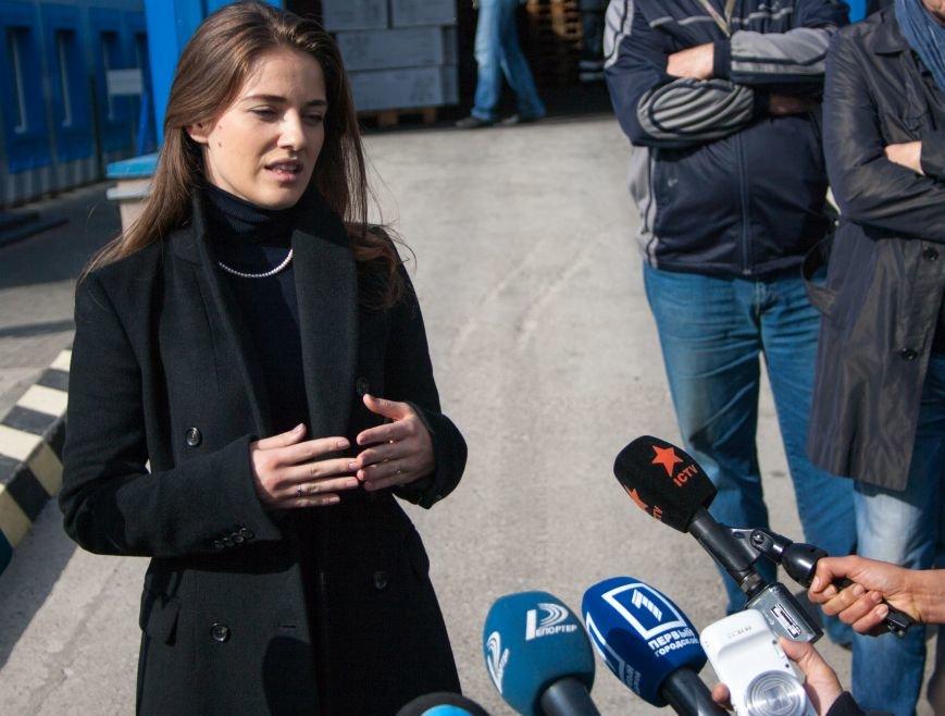 Саакашвили разнес в клочья «Евротерминал» Одесской таможни (фото) - фото 4