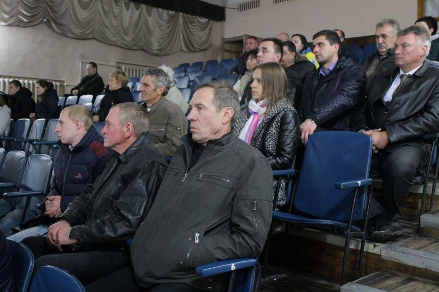 В Доброполье состоялись публичные дебаты перед выборами (ФОТО, ВИДЕО добавлено), фото-3